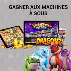 guide pour gagner machines a sous